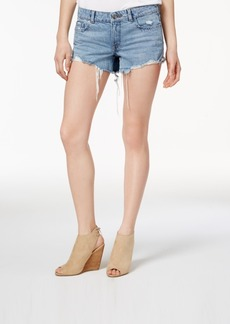 Dl 1961 Renee Cotton Cutoff Denim Shorts