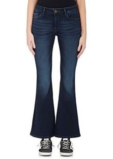 DL 1961 Women's Heather Flared Jeans