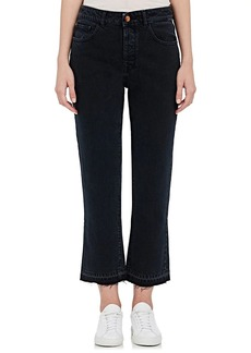 DL 1961 Women's Patti High-Rise Straight Jeans