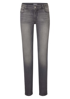 DL 1961 DL1961 Ankle Skinny Jeans (Drizzle) (Big Girl)