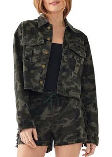 DL 1961 DL1961 Annie Camo Utility Jacket