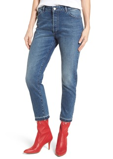 DL1961 Bella Vintage Crop Slim Jeans (Grandview)