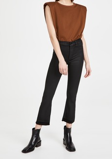 DL 1961 DL1961 Bridget Cropped High Rise Bootcut Jeans