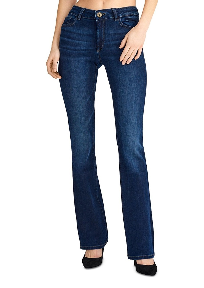 DL 1961 DL1961 Bridget Instasculpt Bootcut Jeans in Peak
