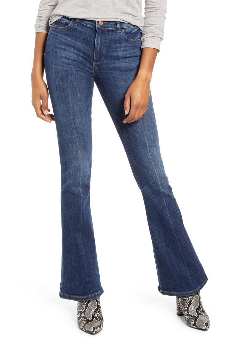 DL 1961 DL1961 Bridget Instasculpt High Waist Bootcut Jeans (Seaford)