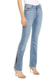 DL 1961 DL1961 Bridget Instasculpt High Waist Slit Bootcut Jeans (Hardy)