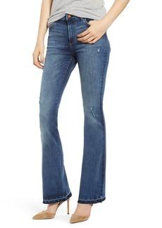 DL 1961 DL1961 Bridget Instasculpt Release Hem Bootcut Jeans (Sutherland)