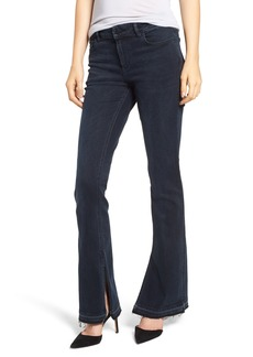 DL 1961 DL1961 Bridget Instasculpt Split Hem Bootcut Jeans (Keating)