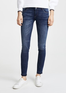DL 1961 DL1961 Cameron Low Rise Skinny Jeans
