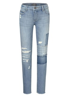 DL 1961 DL1961 Chloe Ripped Skinny Jeans (Big Girl)
