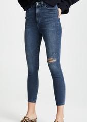 DL 1961 DL1961 Chrissy High Rise Skinny Jeans