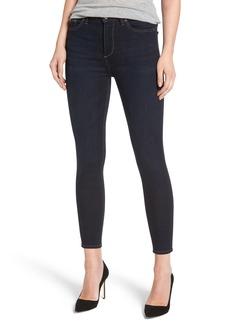 DL1961 Chrissy High Waist Ankle Skinny Jeans (Alexandra)