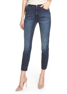 DL1961 Chrissy High Waist Ankle Skinny Jeans (Daytona)