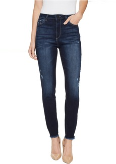 DL1961 Chrissy Trimtone Skinny in Trinity