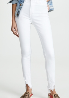 DL 1961 DL1961 Chrissy Ultra High Rise Skinny Jeans