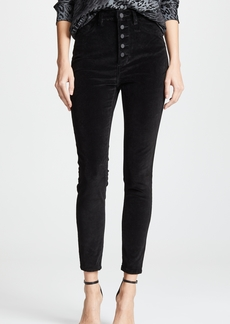 DL 1961 DL1961 Chrissy Velvet Ultra High Rise Jeans