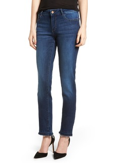 DL1961 Coco Curvy Slim Straight Leg Jeans (Parsons)
