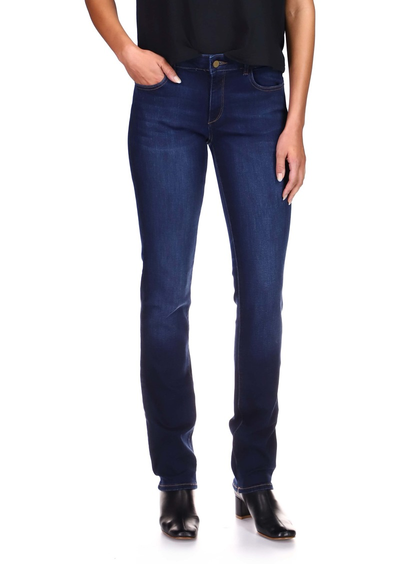DL 1961 DL1961 'Coco' Curvy Straight Jeans (Solo) (Tall)
