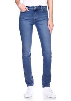 DL 1961 DL1961 Coco Curvy Straight Leg Jeans (Blue Bell)
