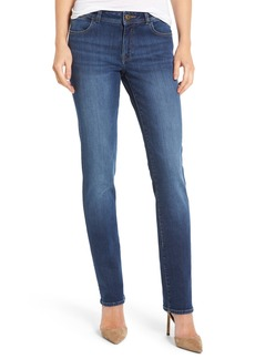 DL1961 Coco Curvy Straight Leg Jeans (Pacific)