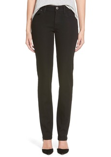 DL1961 'Coco' Curvy Straight Leg Jeans (Riker)