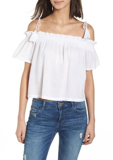 DL 1961 DL1961 Cornelia Off the Shoulder Top