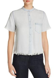 DL 1961 DL1961 Crop Montauk Shirt