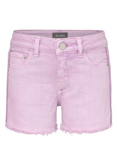 DL 1961 DL1961 Cutoff Denim Shorts (Big Girl)