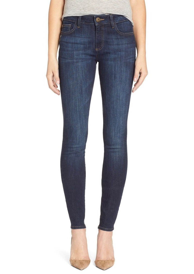 DL 1961 DL1961 'Danny' Instasculpt Skinny Jeans (Pulse) (Tall)