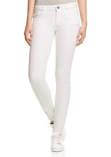 DL 1961 DL1961 Danny Instasculpt Supermodel Skinny Jeans in Porcelain