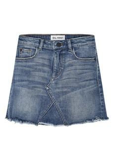 DL 1961 DL1961 Denim Miniskirt (Toddler, Little Girl & Big Girl)
