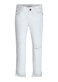 DL 1961 DL1961 Distressed Skinny Jeans (Big Girl)