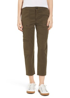 DL 1961 DL1961 Elliot Slouchy Slim Cargo Pants