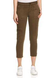 DL 1961 DL1961 Elliott Slouchy Slim Cargo Pants