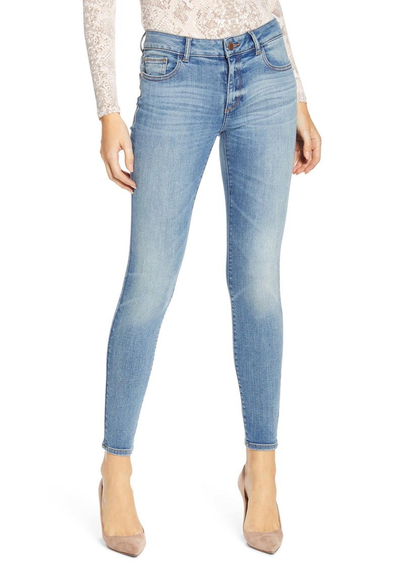 DL 1961 DL1961 Emma Ankle Skinny Jeans (Goodyear)