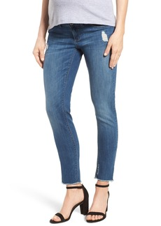 DL1961 Emma Power Legging Maternity Jeans (Strobe)