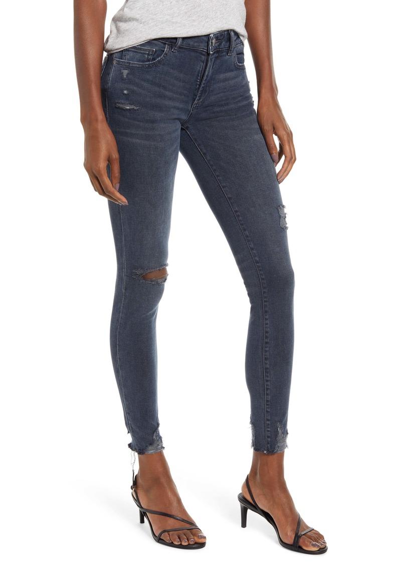 DL 1961 DL1961 Emma Ripped Ankle Skinny Jeans (Kent)