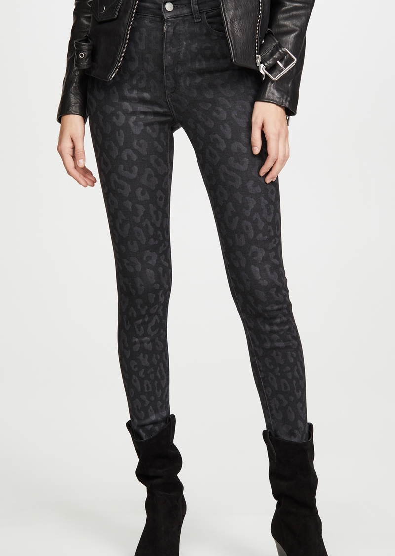 DL 1961 DL1961 Farrow Ankle High Rise Skinny Jeans