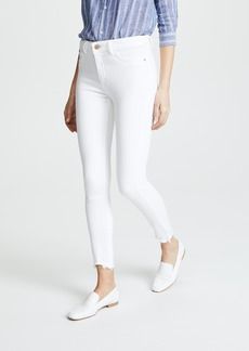 DL 1961 DL1961 Farrow Ankle Instaslim High Rise Skinny Jeans
