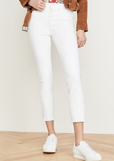 DL 1961 DL1961 Farrow Cropped Vintage High Rise Skinny Jeans