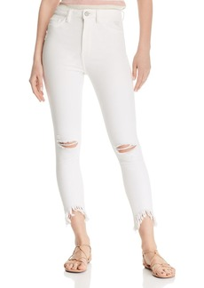 DL 1961 DL1961 Farrow High Rise Skinny Jeans in Clapton