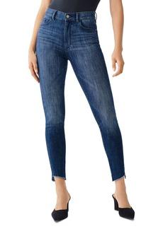 DL 1961 DL1961 Farrow High-Rise Skinny Jeans in Johnston