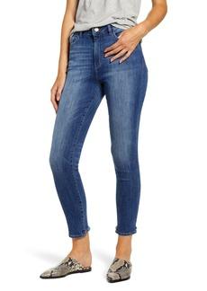 DL 1961 DL1961 Farrow High Waist Ankle Skinny Jeans (Macros)
