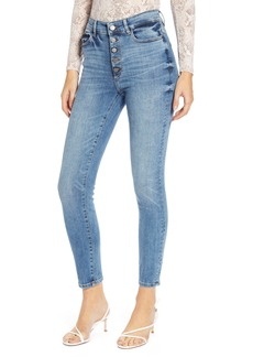 DL 1961 DL1961 Farrow High Waist Crop Skinny Jeans (Dogwood)