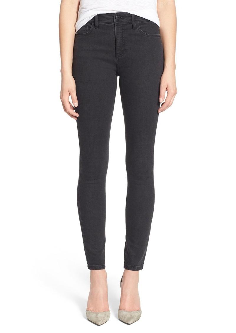 DL 1961 DL1961 Farrow High Waist Instaslim Skinny Jeans (Magma)