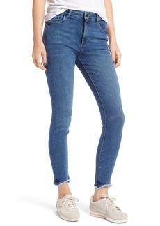DL 1961 DL1961 Farrow High Waist Skinny Jeans (Burton)