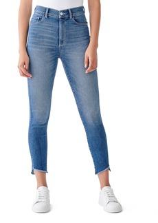 DL 1961 DL1961 Farrow High Waist Skinny Jeans (Portage)
