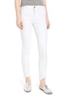 DL 1961 DL1961 Farrow Instaslim High Waist Ankle Skinny Jeans (Cape Cod)