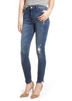 DL1961 Farrow Instaslim High Waist Skinny Jeans (Crater Lake)