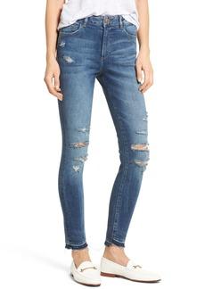 DL 1961 DL1961 Farrow Ripped Skinny Jeans (Kellwood)